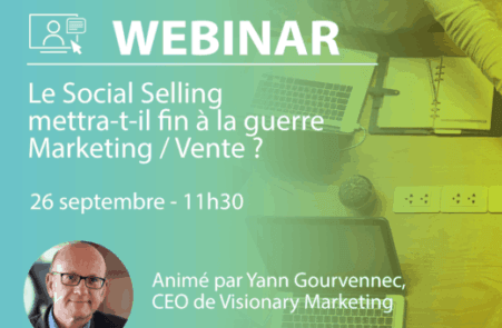 Social selling or not social selling – Webinaire