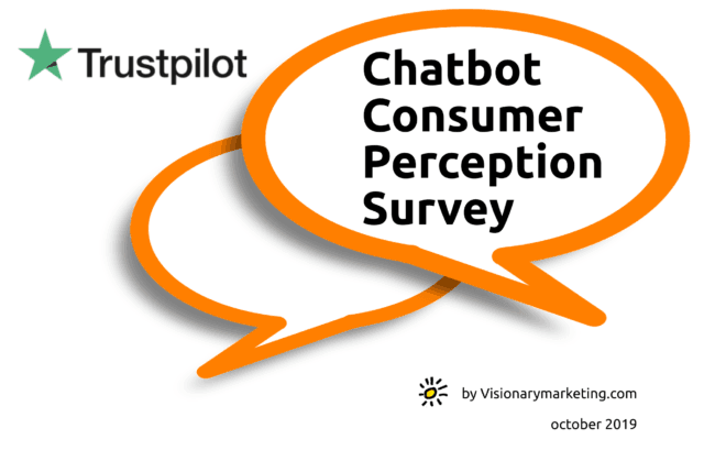 TRUSTPILOT CHATBOTS SURVEY RESULTS