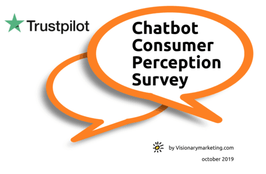57% of consumers feel threatened by chatbots. Who cares?
