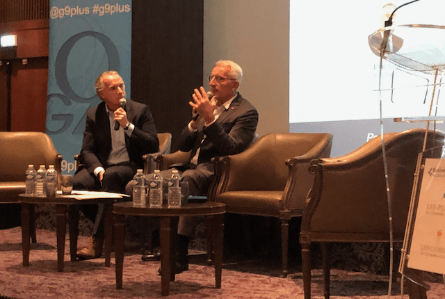 """Guillaume Pépy « les PDG ont un discours digital """"casher"""" la réalité est ailleurs»"""