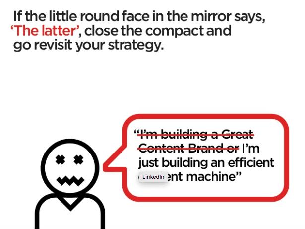 Crap - Content marketing B2B
