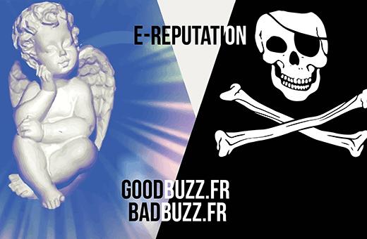 Good buzz ? Bad buzz ? : sondage sur la e-réputation de votre entreprise