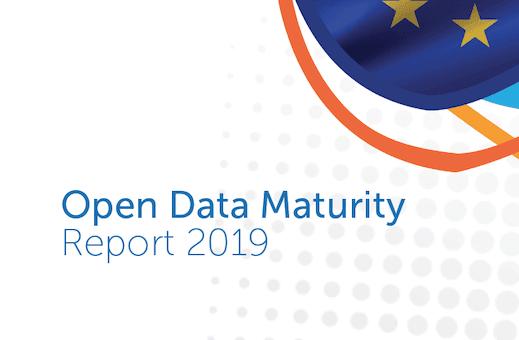 Rapport de la maturité sur l'open data dans l'UE 2019