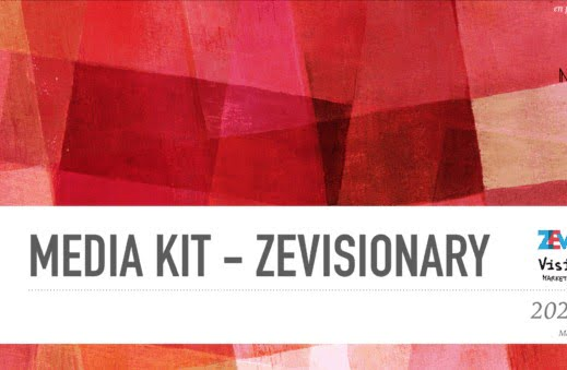 Le Media Kit de Visionary Marketing