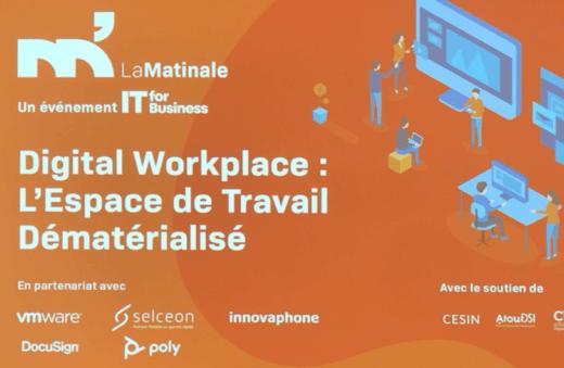 Enjeux de la digital Workplace