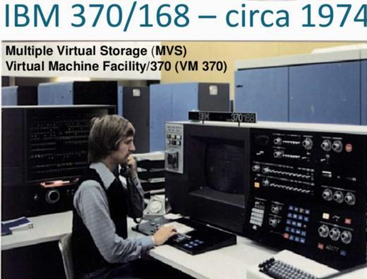 poste de travail virtuel - VDI