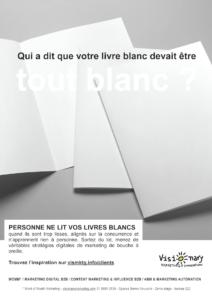 livre blanc B2B