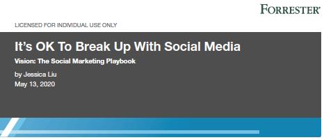 quitter les médias sociaux