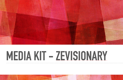 Media Kit Zevisionary Visionary Marketing