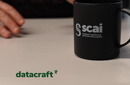 Datacraft club data science intelligence artificielle