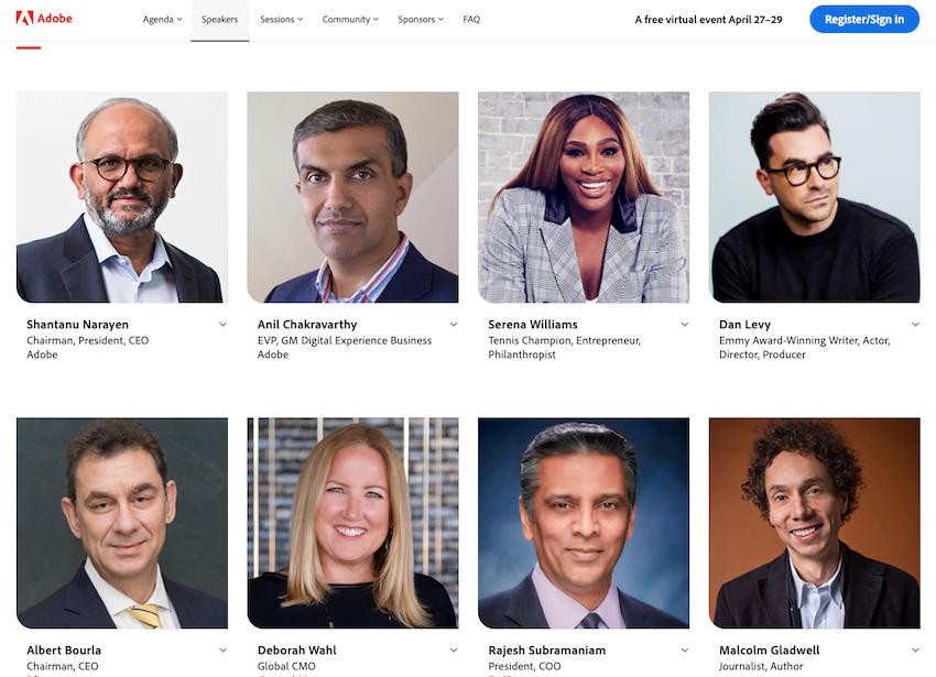 La personnalisation au cœur du marketing et de l'Adobe Summit 2021