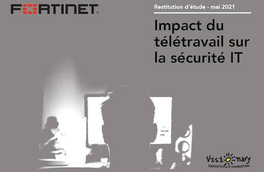 L'impact du télétravail sur la sécurité informatique (IT) vu par les DSI