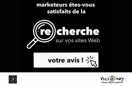 recherche sur sites Web